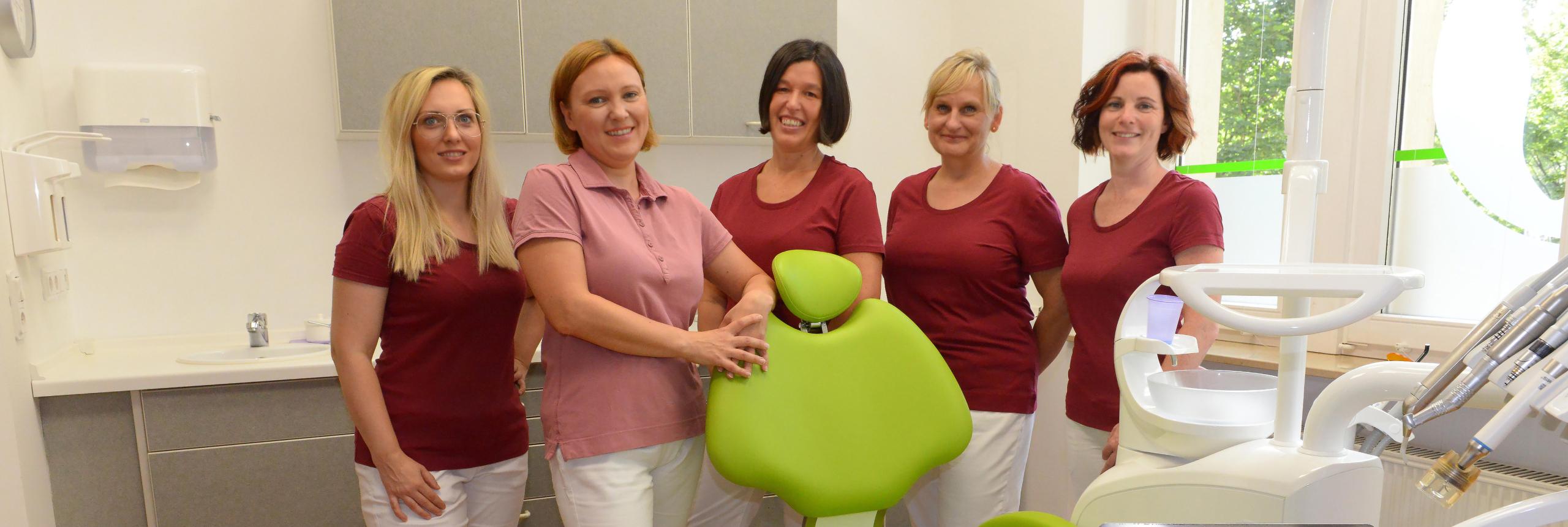 Praxis Pyzara - Ihre Zahnarztpraxis in Dresden Südvorstadt